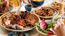 Head to Barangaroo on Sundays for all-you-can-eat meat.