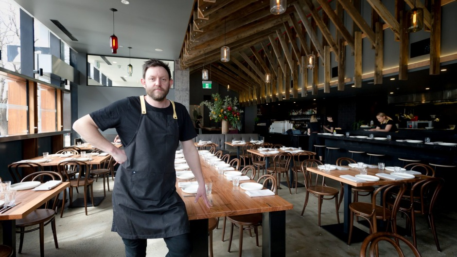 Sean McConnell has high expectations for his new restaurant Rebel Rebel.