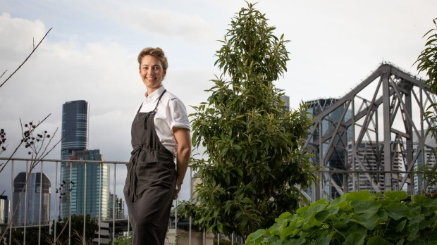 Alanna Sapwell heads up Arc Dining at Howard Smith Wharves.
