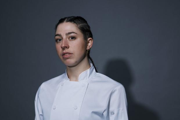 Josephine Pignolet Young Chef of the Year: Anna Ugarte-Carral, Momofuku Seiobo, NSW.