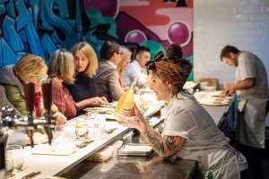 Brisbane's Joy was awarded Best New Restaurant.