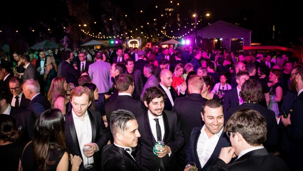 The Good Food Guide Awards held at Howard Smith Wharves in Brisbane on Monday September 30, 2019 .