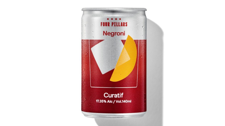 Science is driving a new generation of classy ready-made drinks in cans.