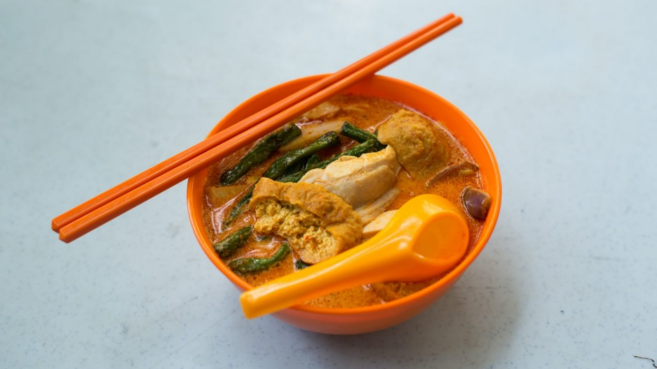 Laksa: One of the great Singaporean-Malaysian gifts to the world.