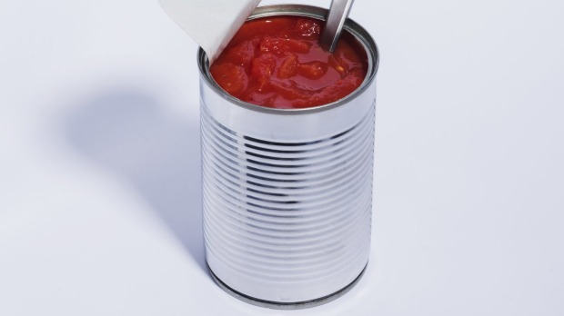 Canned tomatoes are not inferior to the fresh version.