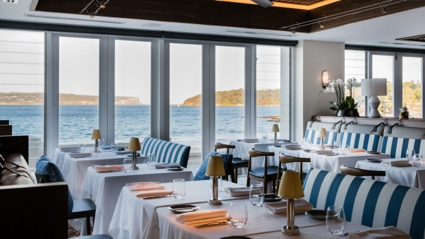 The Balmoral restaurant has finally been unveiled.