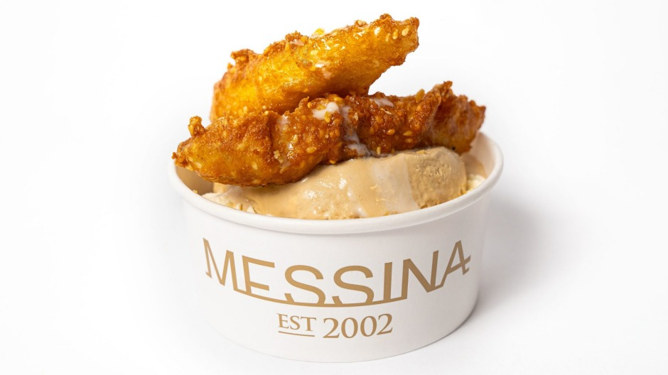 This year, Messina is taking a creamy, sweet adventure to Thailand.