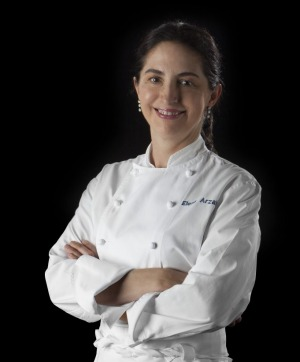 Elena Arzak says she is always Basque without noticing.