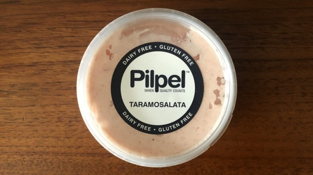 Good Food Dip Taste Test. Pilpel Taramasalata, 180g.