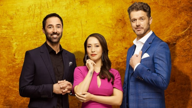 Andy Allen, Melissa Leong and Jock Zonfrillo are the new judges on Network 10's MasterChef.