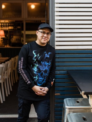 Original Lotus chef Dan Hong is back in the saddle.