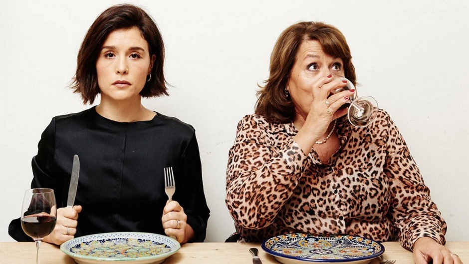 Table Manners with Jessie Ware is presented by singer Jessie Ware and her mother, Lennie.