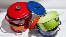 Dutch ovens are not too precious to use on an everyday basis.
