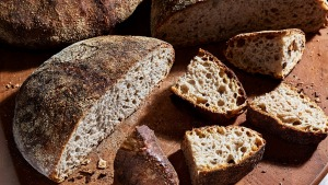 Get ready for some of the crustiest bread you've ever had.