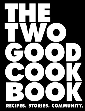 'The Two Good Cookbook'.