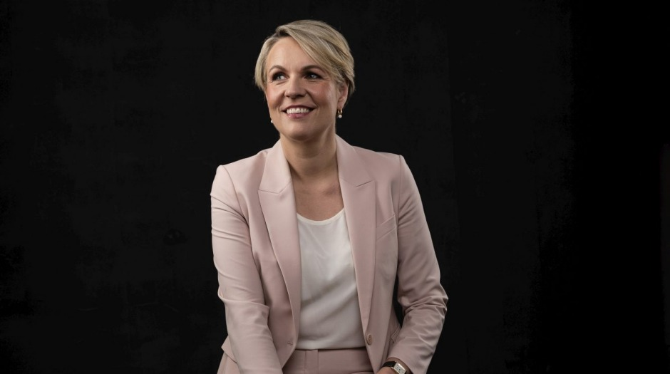 "Tanya Plibersek: ""When you're in a restaurant, people are on their best behaviour."""