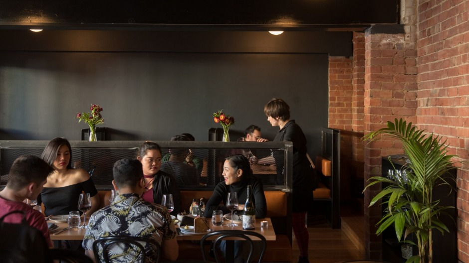 Cheeky name, serious snacks: Rascal restaurant and wine bar on Sydney Road.