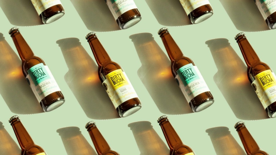 Seeking a balance between health and pleasure? Kombucha has brought a party to its punch.