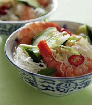 Summer's coming - spin it into a noodle salad.