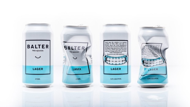 Balter Brewing has recently released a lager.