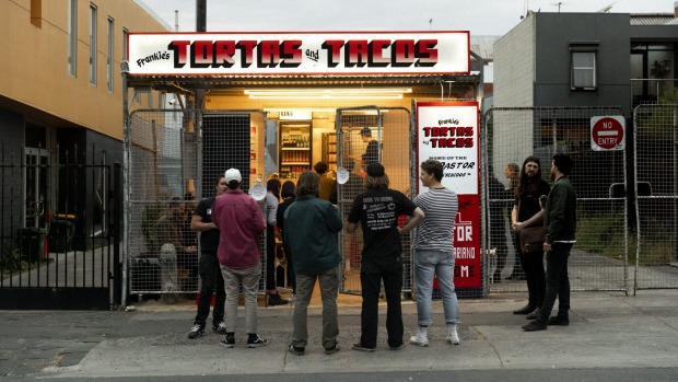 Frankie's Tortas and Tacos opens on Smith Street, Collingwood - Good Food
