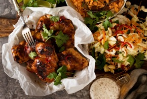 Vietnamese chicken recipe by RecipeTin Eats for Good Food.