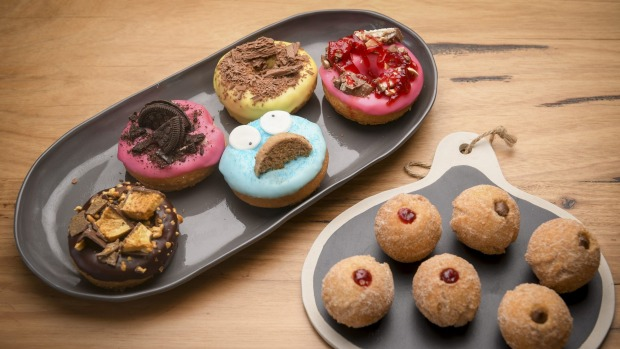 Isaac Tulemija sells gluten-free doughnuts, pretzels and chocolate wheels to local cafes and caterers.