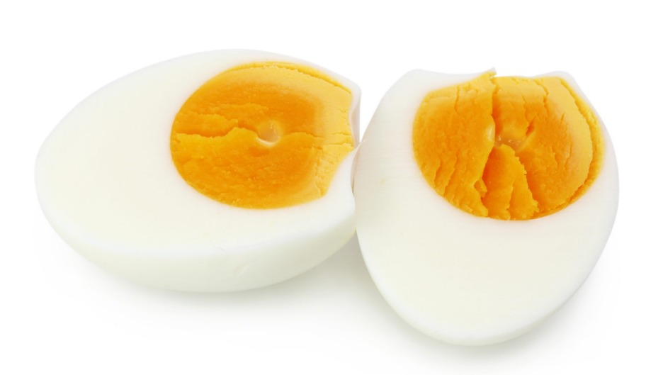 Boiled eggs can be a bit on the whiffy side.