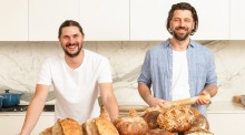 Brice Antier and Tim Beylie are opening Bread Club in North Melbourne.