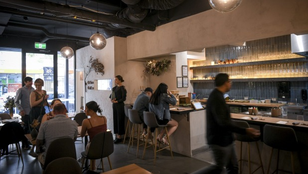 Gaea in Fitzroy is a tiny new degustation-only restaurant.