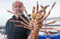 Apollo Bay lobster fisherman Russell 'Frosty' Frost.