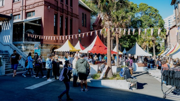 The Blak Markets are heading to Redfern.