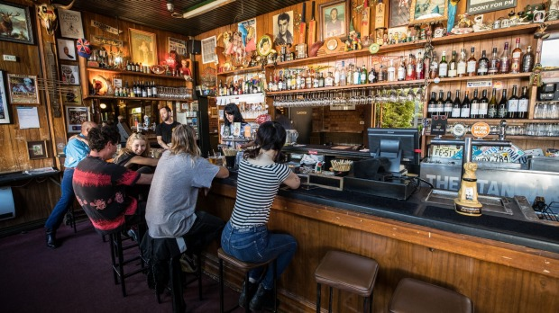 Diners are looking forward to getting back to pubs like the Standard Hotel in Fitzroy, but some new rules apply.
