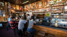 The Standard Hotel in Fitzroy is one of Melbourne's favourite pubs.