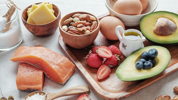 Eating enough fibre can be difficult on the keto diet.