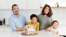 Adam Liaw on the spirit of Christmas and how his family like to celebrate.