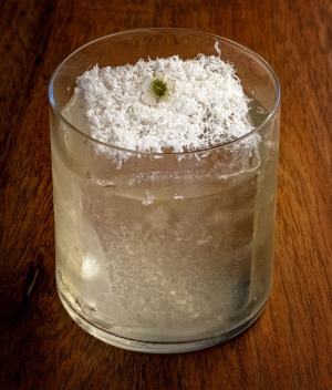 The Weisbar cocktail.