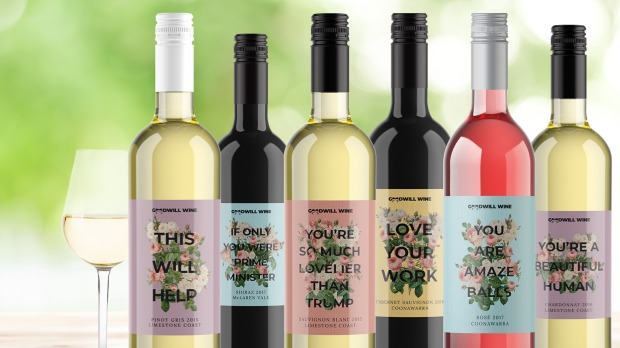 Goodwill Wines for Good Food Gift Guide 2019