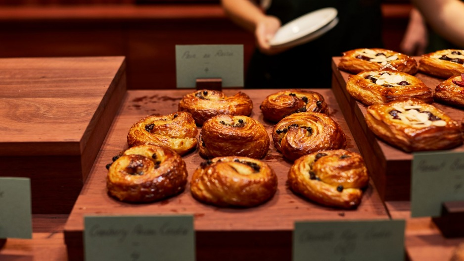 Savoury danishes, sausage rolls and double patty smash pies are on the cards.