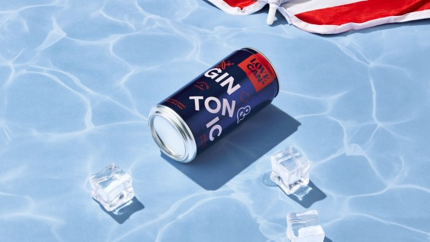 Love Cans are a new ready-to-drink collaboration between Strangelove and Poor Tom's distillery.