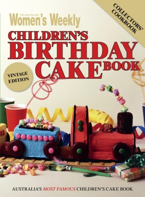 The Australian Women's Weekly Children's Birthday Cake Book.