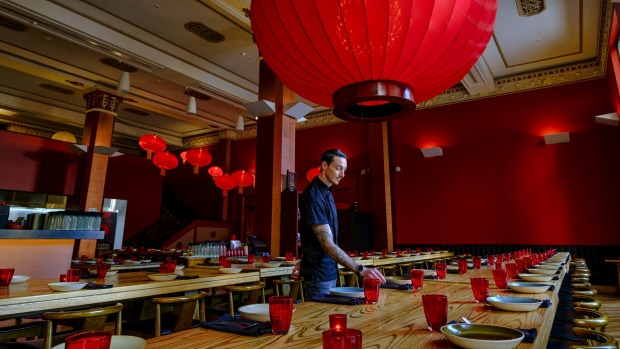 Inside the huge new Red Spice Road 2.0.