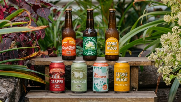 Stone & Wood brewing for Good Food Gift Guide 2019