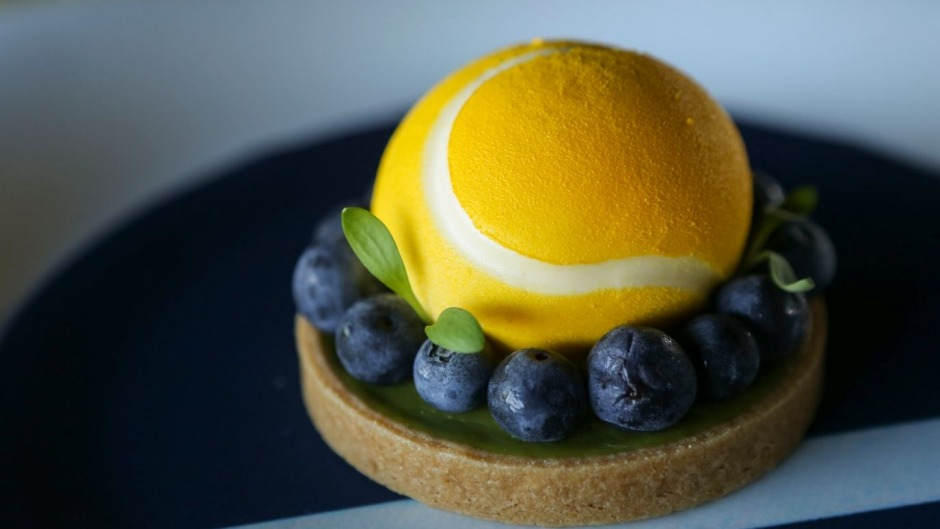Discover the food behind the greatest tennis event of the year.