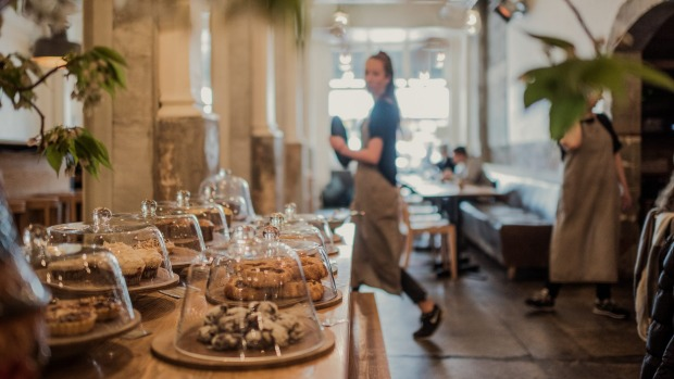 Loretta, which chef Monique Fiso says is one of Wellington's top cafes.