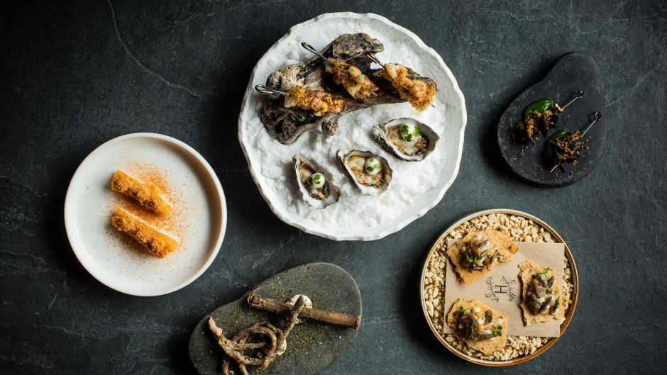 Wellington's Hiakai pop-up restaurant specialises in hangi-cooked dishes using indigenous ingredients.