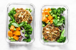 Save dinner leftovers for work lunches.