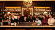 Some of Australia's top hospitality industry talent are uniting for the Bar Bushfire Shake-Up at the Everleigh on ...