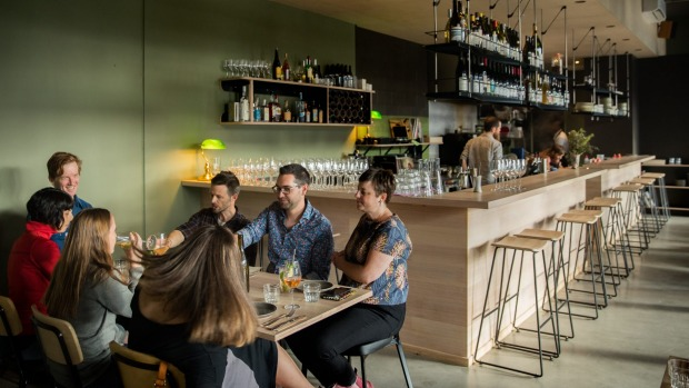The Age, Epicure.Review. Faye restaurant and Wine Bar.  Pic Simon Schluter 16 January 2020.