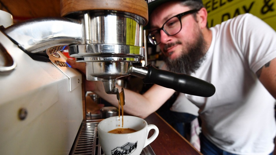 St Ali's Michael Cameron has a message to Australia's baristas: you're doing it wrong.